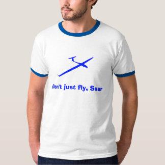 Camiseta altísima poleras
