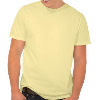 Camiseta amarilla del laboratorio de la resaca 2 remeras