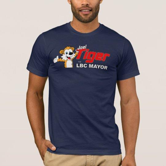 Camiseta - American Apparel - 2 azul marino