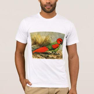 Camiseta americana básica de Necropsittacus