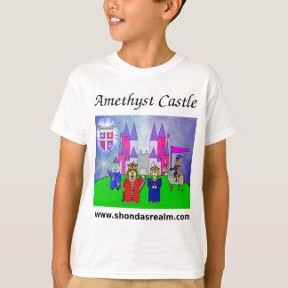 Camiseta Amethyst del castillo del reino de Shonda