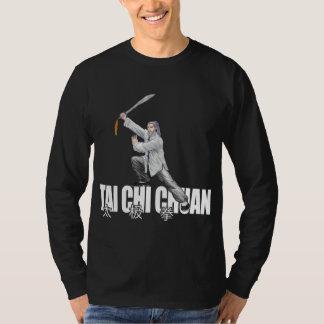 Camiseta amplia de la oscuridad de la espada de la remera