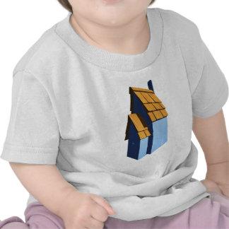 Camiseta animada del birdhouse
