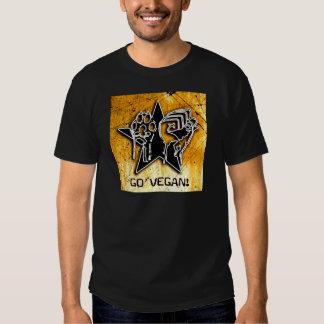 Camiseta animal de la liberación del vegano remera