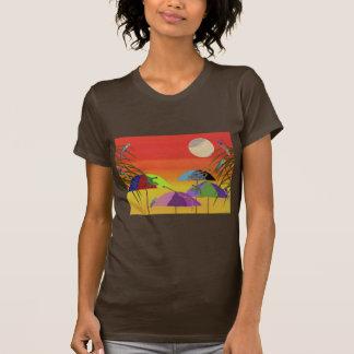Camiseta animal del oasis