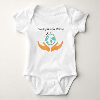 Camiseta animal del rescate de Cushing