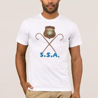 Camiseta anónima de Shaggers de las ovejas