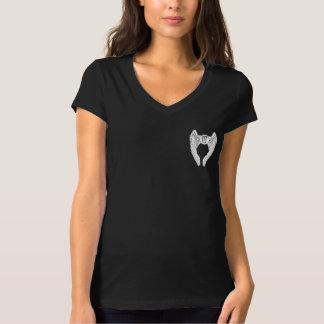 Camiseta anormal de Isaac de la prensa del círculo