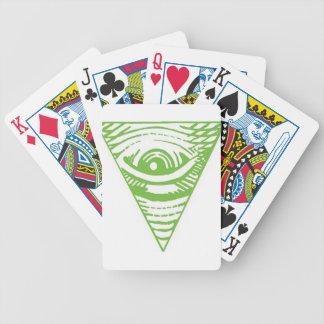 Camiseta Anti-Illuminati Barajas De Cartas