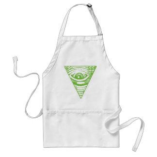 Camiseta Anti-Illuminati Delantal