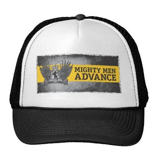 Camiseta anticipada 2012 de los hombres poderosos gorras