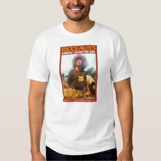 Camiseta anual de la ebullición de los cangrejos remera