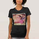 camiseta apenada del arte