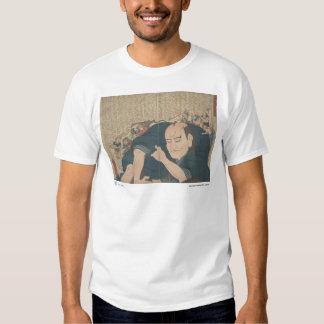 camiseta armoniosa del cuerpo y de la mente playera