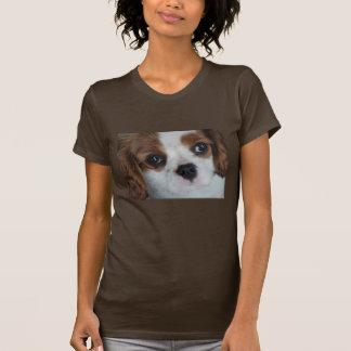 Camiseta arrogante de la camiseta del perrito de