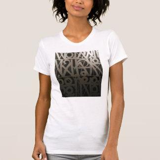 Camiseta - arte de la pintada en MOCA