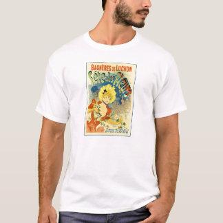 Camiseta: Arte del vintage de Julio Cheret Playera