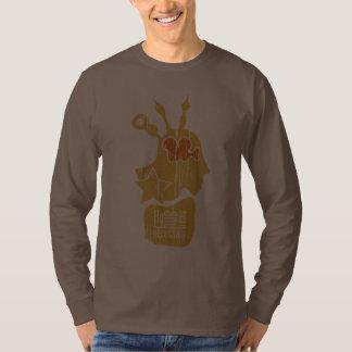 camiseta artística remera