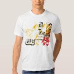 Camiseta asiática del diseño remeras