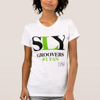 camiseta astuta de los ranuradores de Fiji del