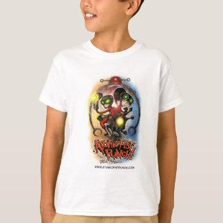 Camiseta ATÓMICA del SACADOR del PUÑO