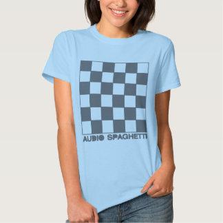 Camiseta audio del inspector de los espaguetis. remera
