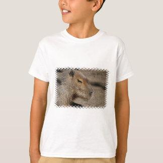 Camiseta australiana de la juventud del Capybara Poleras
