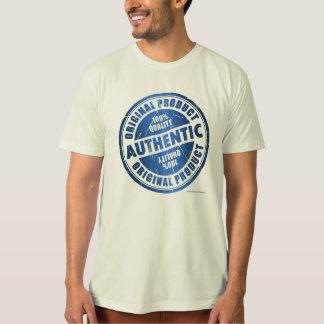 Camiseta AUTÉNTICA orgánica Poleras