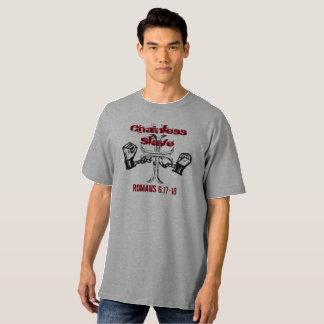 Camiseta auxiliar sin cadena