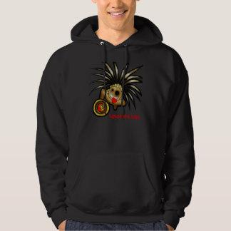 Camiseta azteca del guerrero de Cocotona