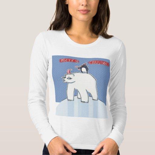Camiseta azul de las señoras de las Felices