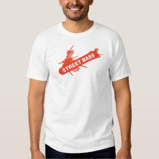 Camiseta baja del campanero de la calle remera