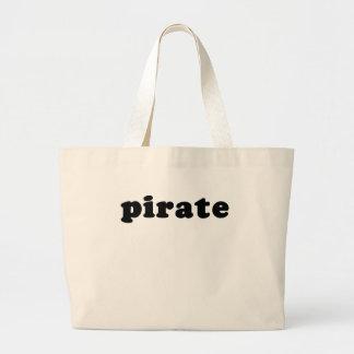 Camiseta barata y genérica del PIRATA para Hallowe Bolsa De Mano