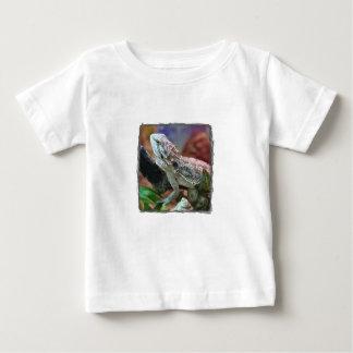 Camiseta barbuda del niño del dragón playera