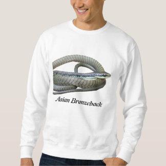 Camiseta básica asiática de Bronzeback