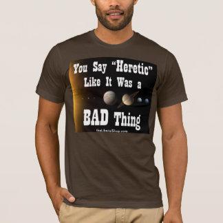 Camiseta básica de American Apparel de los hombres