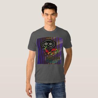 Camiseta básica de American Apparel de los hombres Polera