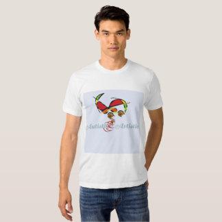 Camiseta básica de American Apparel Poleras