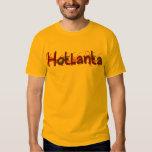 Camiseta básica de Hotlanta 2 Poleras