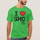 Camiseta básica de I <3 GMO MAMyths
