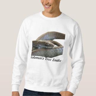 Camiseta básica de la serpiente del árbol de jersey