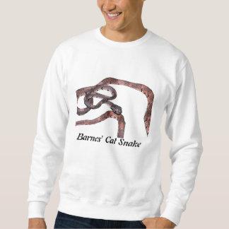 Camiseta básica de la serpiente del gato de Barnes Jersey