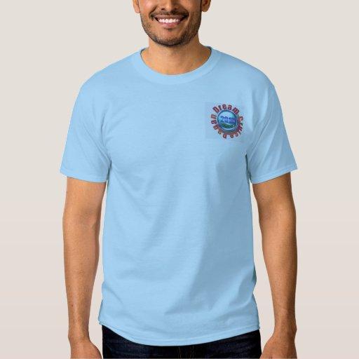 Camiseta básica de la travesía 2013 ideales camisas