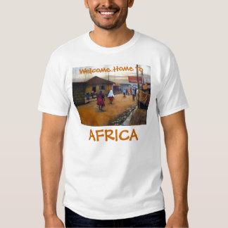 Camiseta básica de las señoras 2 - modificada para remera