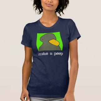 Camiseta básica de las señoras 2 playera