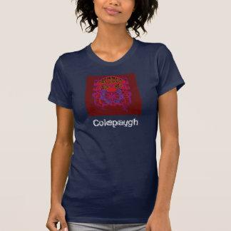 Camiseta básica de las señoras 2 remeras
