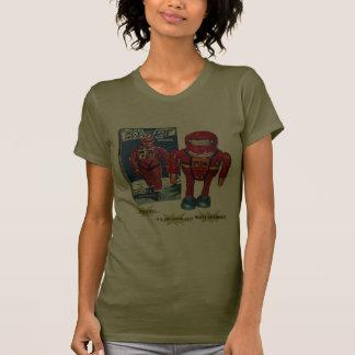 Camiseta básica de las señoras camisas