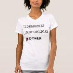 Camiseta básica de las señoras de la Otro-Marca