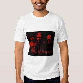 Camiseta básica de las señoras remeras