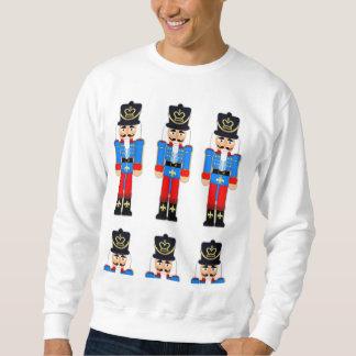 Camiseta básica de Navidad del soldado del